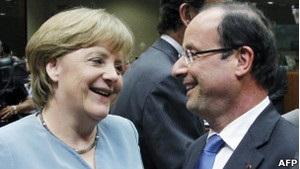 BBC Україна: Німеччина проти Франції: наступна битва в єврозоні?