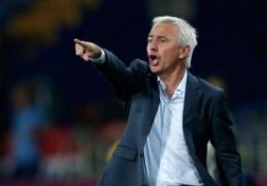 Берт Ван Марвейк ушел с поста главного тренера сборной Нидерландов