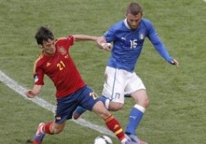 Де Росси сможет сыграть против Германии