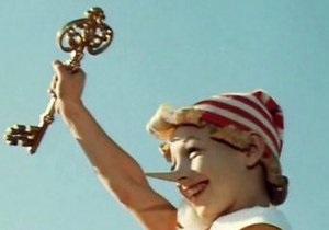 Викрадений Золотий ключик з фільму Пригоди Буратіно перебуває в Україні - джерело