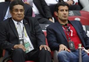 Легендарный Эйсебио будет смотреть полуфинал Испания-Португалия в больнице
