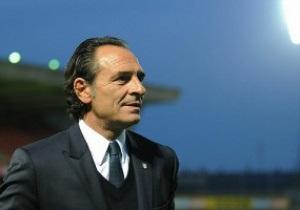 Тренер сборной Италии в матче с англичанами призвал на помощь Силы небесные
