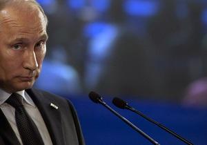Путін про обшуки в опозиціонерів: Це нормально