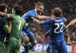 Звезда сборной Италии рискует пропустить полуфинал с немцами