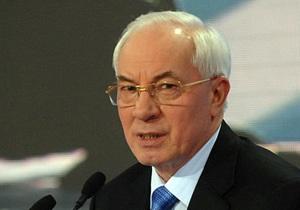 Азаров: Росія залишається моєю Батьківщиною
