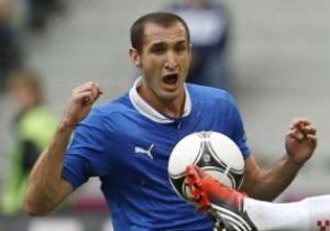 Лидер обороны сборной Италии готов сыграть в полуфинале Евро-2012 с Германией
