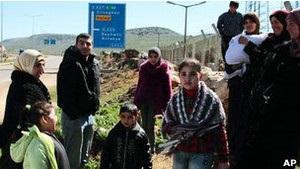 Сирійські військові втекли до Туреччини через збитий літак
