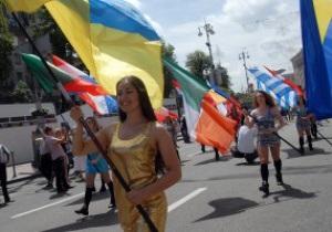 Фан-зона в Киеве будет жить еще две недели после Евро-2012