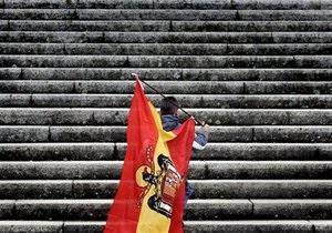 Іспанія офіційно попросила ЄС про допомогу