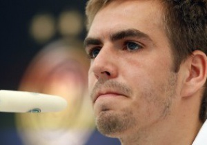 Капитан сборной Германии: У нас одна цель - 1 июля поднять в Киеве над головой Кубок Европы