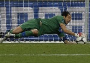 Хавбек сборной Италии: Очень повезло, что в нашей команде есть Буффон
