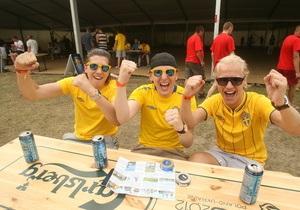 Корреспондент: Варязька республіка. Шведи стали найчисельнішою іноземною фан-групою в Україні