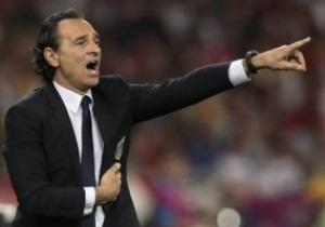 Тренер сборной Италии: Удача была с нами в серии пенальти