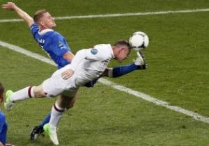 Англия - Италия - 0:0 (2:4 по пен.). Текстовая трансляция