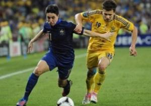 Насри оскорбил журналиста после матча с Испанией