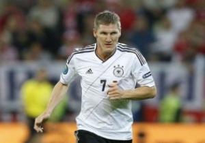 Швайнштайгер може пропустити півфінал Євро-2012