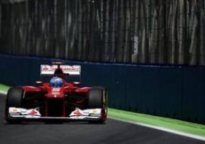 Фернандо Алонсо выиграл Гран-при Европы