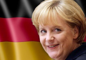 Меркель приедет в Киев, если сборная Германии выйдет в финал Евро-2012