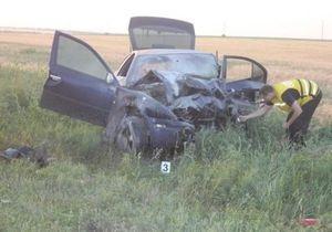 ДТП в Запорізькій області: загинуло шестеро людей, зокрема двоє дітей