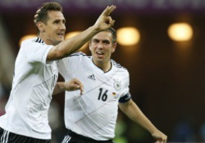 Німеччина вийшла до півфіналу Євро, впевнено перемігши Грецію