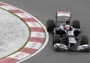 Гран-при Европы: Мальдонадо стал лучшим на первой практике