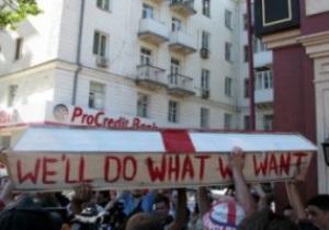 Британские болельщики требуют, чтобы Сол Кемпбелл извинился перед Украиной