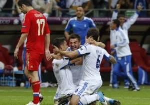 Леоненко порадив гравцям збірної Росії не з являтися на людях