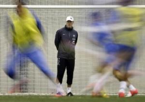 Игроки сборной Франции устроили словесную перепалку после поражения от Швеции