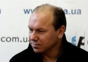 Леоненко об Украине на Евро-2012: Невозможно сделать сборную за год. А с нашими эта задача нереальная
