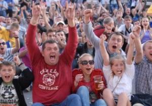 Лубкивский: Несмотря на вылет сборной Украины, интерес к Евро-2012 среди украинцев не упал
