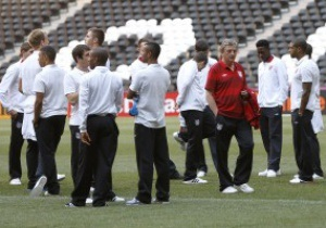Ходжсон готовит сборную Англии к серии пенальти