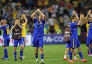 Эксперт: В матче против англичан Украина показала лучшую игру за последний год