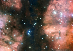Астрономи виявили скупчення протозірок у сузір ї Стрільця