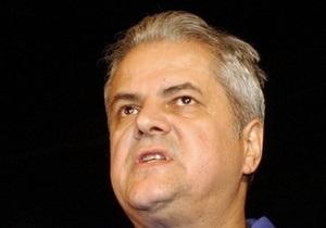 Екс-прем єр Румунії намагався накласти на себе руки