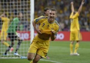 Фотогалееря: История на наших глазах. Ретроспектива выступления Украины на Евро-2012