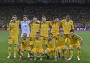 Підіб ємо підсумки. Виступ України на Євро-2012 у цифрах