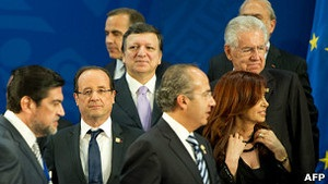 Велика двадцятка ухвалить заяву про спільні зусилля для зростання економіки