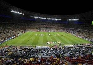 На матчі Україна-Англія стадіон Донбас-Арена заповнено вщерть