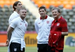 Руни в помощь. Объявлен состав сборной Англии на матч с Украиной