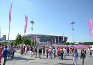 В Донецке задержали четырех спекулянтов с билетами на матч Англия - Украина