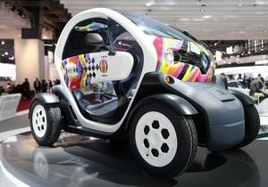 У Барселоні відкриють перший прокат електромобілів