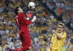 Голкипер сборной Франции исключает возможность выхода Украины в четвертьфинал