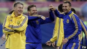ВВС Україна: Збірна України. Потрібна лише перемога