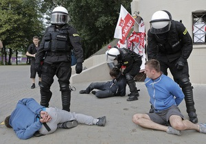 В Польше за время Евро задержали более 500 человек