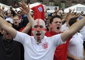 Украина - Англия: Донбасс Арену посетят до семи тысяч английских фанатов