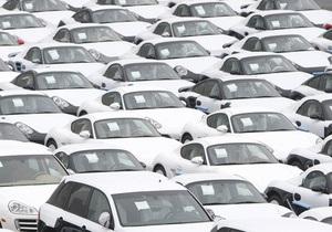 В Європі зазначають про різке падіння попиту на автомобілі