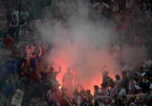 Гравець Хорватії: Можу повторити за Широковим: фанати - дебіли