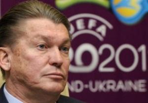 Блохин прояснил ситуацию с Шевченко, рассказал о тяжелой ноше англичан и реабилитировал Донбасс Арену