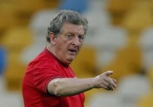 Тренер сборной Англии: Ни в коем случае не будем играть с Украиной на ничью