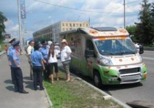 Голландские болельщики попали в ДТП, покидая Харьков
